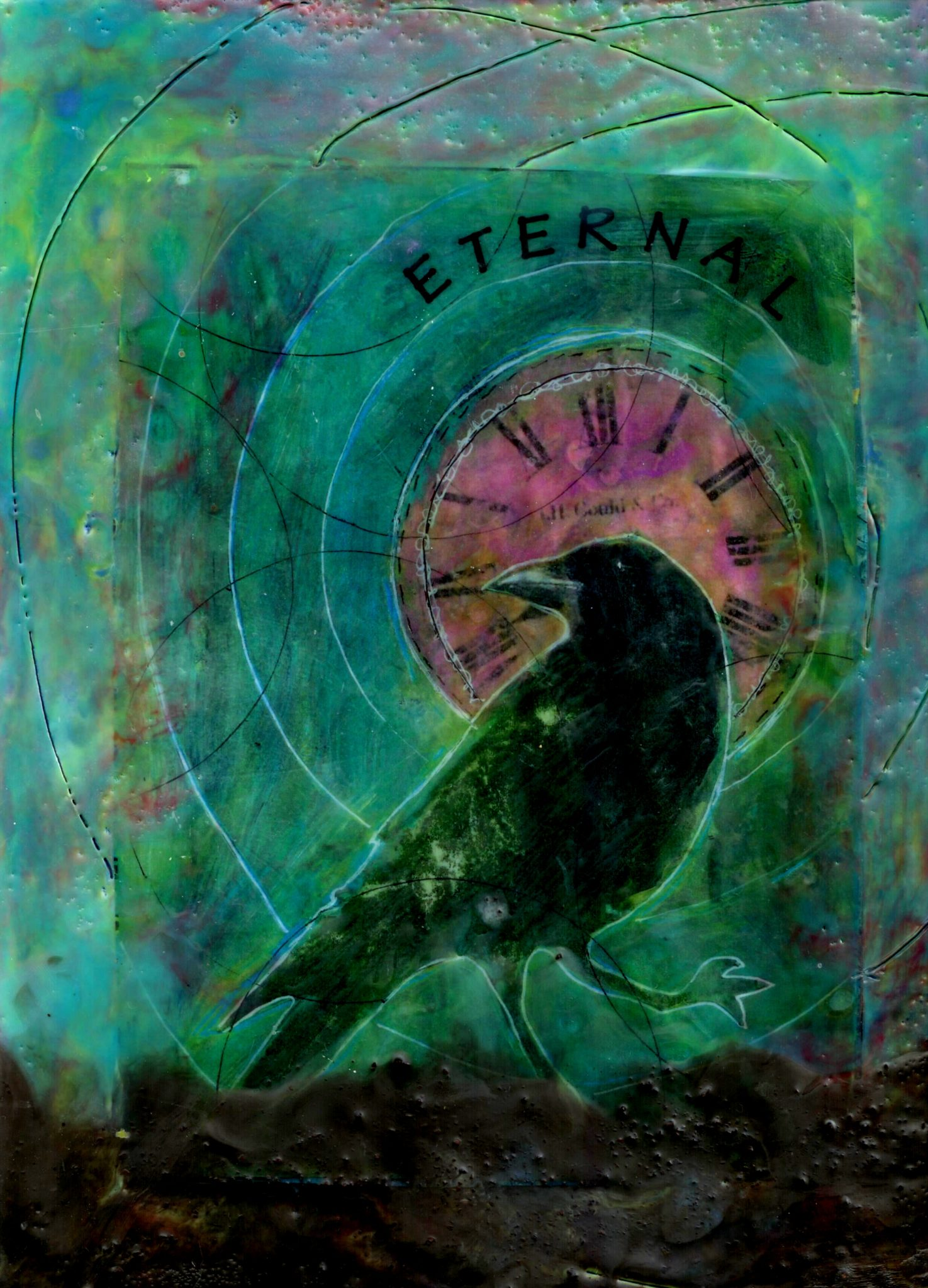 Eternal-encaustic
